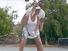 Bigtit rides lucky tennis coaches BBC