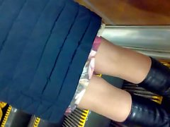 upskirts, nylon, strumpfhose, wallpaper videos