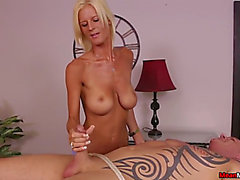 Olivia blu mean massage