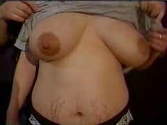 mom' huge lactating boobs 8