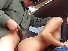 Stunning Mexican Alejandra Leon gave this agent a nice bouncing
