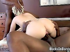 amateur, blondine, blowjob, interracial