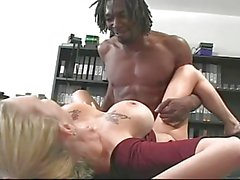blondes, hardcore, interracial