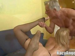 Christoph Meets Racy Anal Angels 2 Aleska Diamond, Abbie Cat, Jessie Volt, Donna Bell