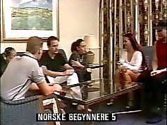 Norwegian Beginners 5 orgy and nurse scene