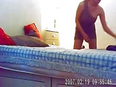 Mature MILF Thai with white boy