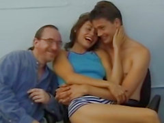 German retro dilettante analfucked and fingered