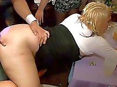 Tons of blow job from blondes