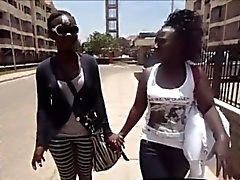 African lesbian babes in lesbian action