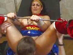 Mellie D - Wonder Woman Gets Fucked