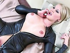 Blonde German Girl fuck the Bailiff