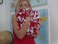 pijpbeurt, cheerleader porno video's, cheerleaders, pom pom girls, sexy