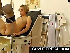 gyno, voyeurvideo, hiddengyno, gynospy, doctorspying