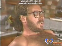 Nighttime Stories (1992) Vintage Blonde Porn Teaser Scene