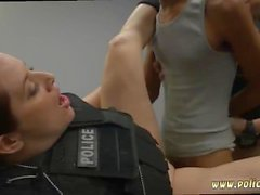 Hot blonde milf with big tits fucked hard
