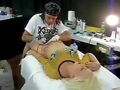Orgasm by Tattoo