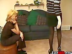 Lesbians With A Foot Fetish