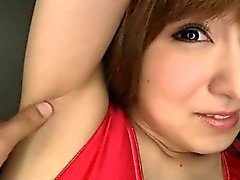 Pure Armpit Fetishism With Japanese Ladies