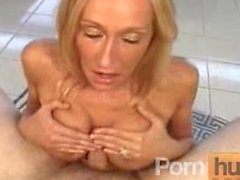 branlette, blond, milf, pov, grand