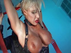 brooke jameson, paige turnah, sesso anale, biondo, pompino