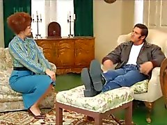 Happy Days Porn Parody Fonzie takes Marion
