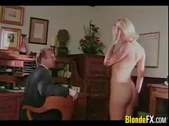 Blonde Student Wants Her Teacher