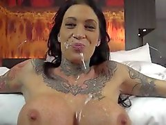 Dutch Hot Slut Fucking All Holes