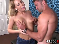 Stepsis and bro cock tug taboo