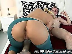 Her ass is so big she can break your dick off with it