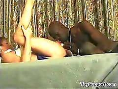 Housewife Creampied By A Black Cock