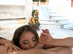 Rich bitch needs her feng shui and her pussy readjusted POV