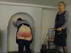 FEMDOM AND CANING - saf