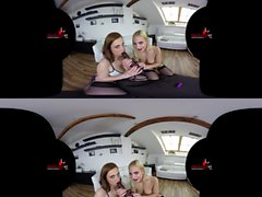 Female Pov Lesbian Virtual Reality