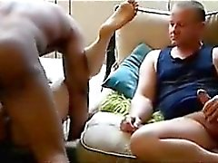 biondo, hardcore, fatto in casa, interracial, reale