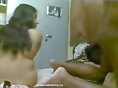 Desi Indian Lovers Hot Homemade Fucking