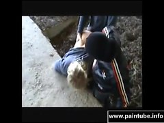 street-whore-brutally-gangbanged-outdoor