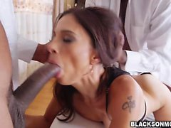 mamada, morena, hd, interracial, milf