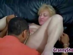 Fat granny still wants the D done daily