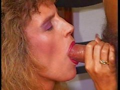 blondine, blowjob, cum shot, gesichts, deutsch