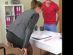 FemaleAgent - Sexy stud performs well