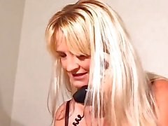 Two Blonde Bitches Share Share T...