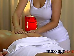 Massage Rooms Natural big tits masseuse special service