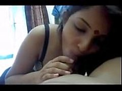 Hot indian wife cheating with husband