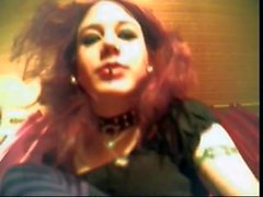 Goth Giantess Caroline, Pov - part 2
