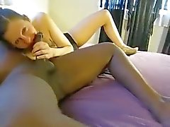 amateur, cream pie, interraciale