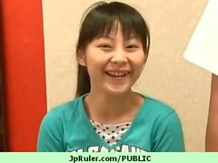 Public japanese sex with hot petite girl 8