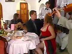 Zuzanna Gangbang in Restaurant by TROC