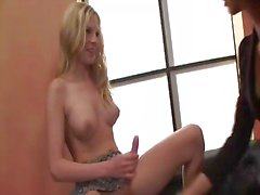 Tiffany Tyler Eats Aimee Addison