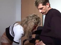 Inexperienced German Thin Secretarie Fuck In-Office - LostF