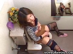 Video Collected Toilet Masturbation
